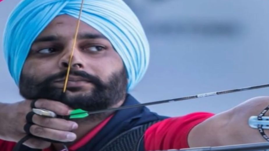 Harvinder Singh wins bronze in shoot-off win in archery at the Tokyo Paralympics