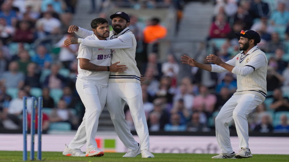Pope and Woakes help England to stiff 1st innings lead after 'Vidarbha Express' carnage