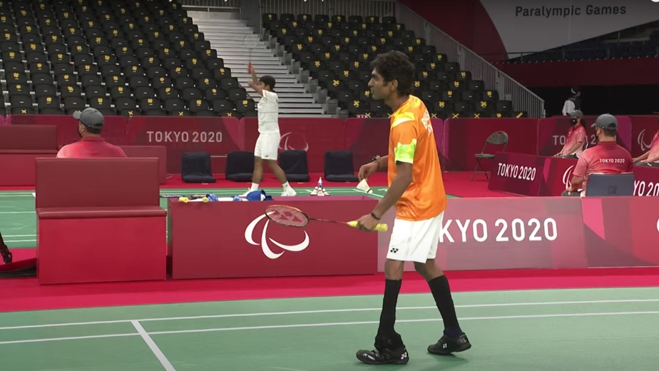 Pramod Bhagat makes no mistake to win the Gold in Badminton Singles at the Tokyo Paralympics
