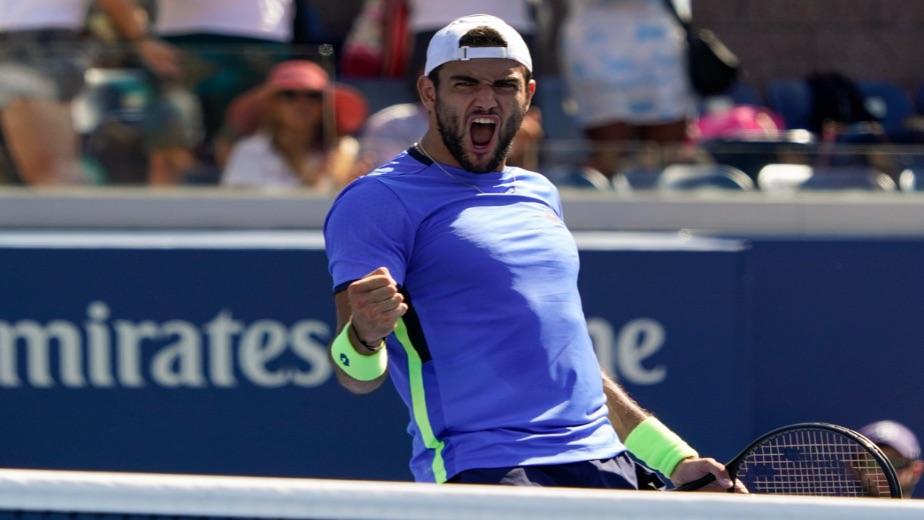 Emma Raducanu breezes past Shelby Rogers at the US Open, Matteo Berrettini seeks Wimbeldon revenge against Novak Djokovic