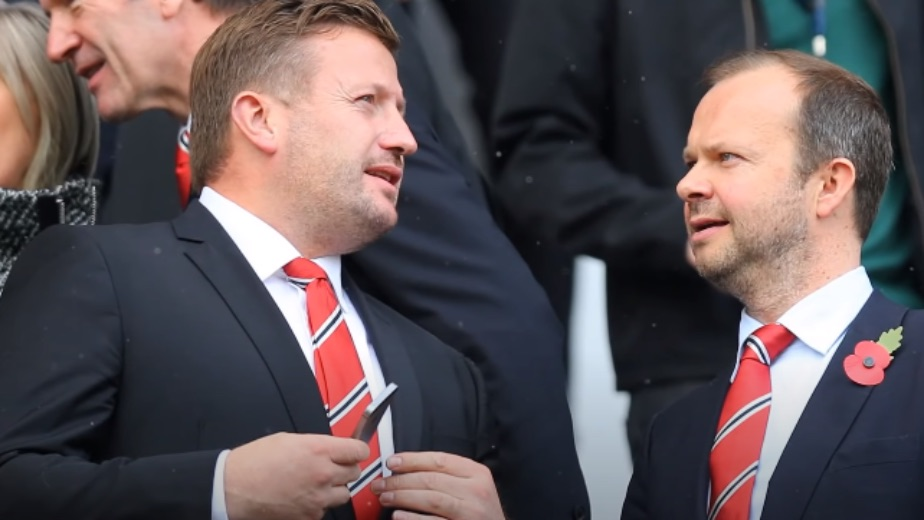 Manchester United close to appointing Richard Arnold as the new Chief Executive