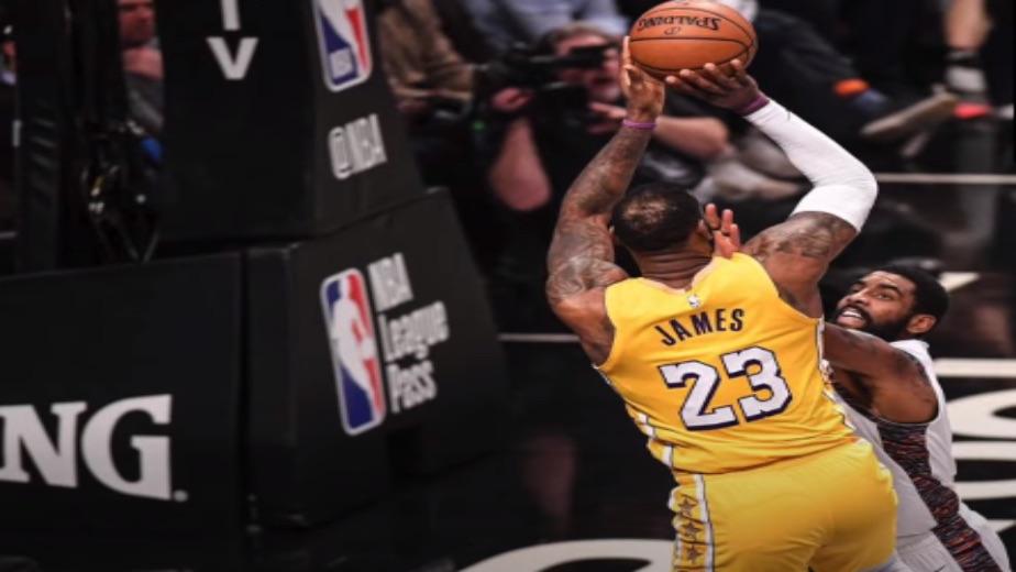 Los Angeles Lakers vs Brooklyn Nets: The battle between two superteams