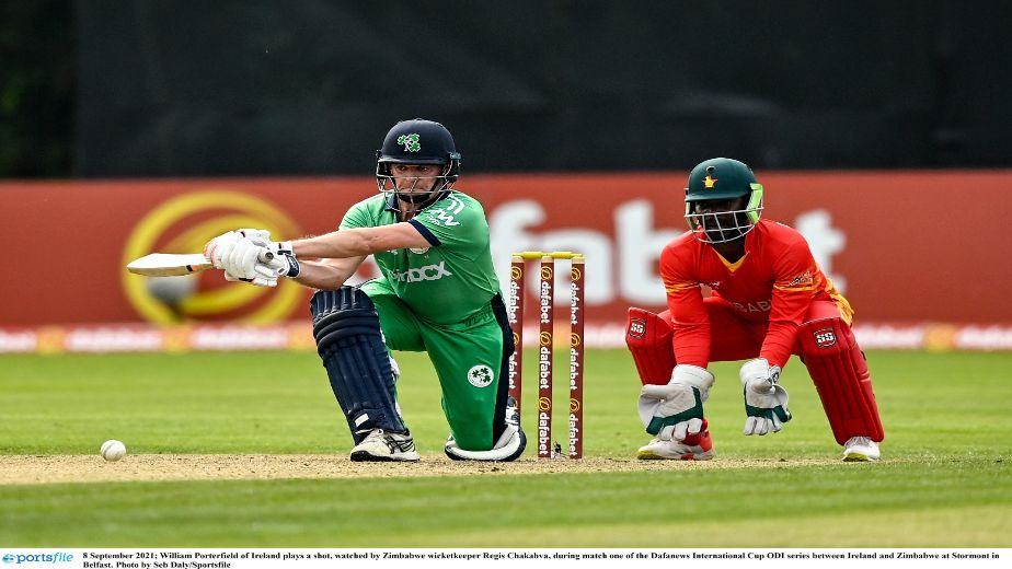 Zimbabwe win opening game against Ireland in DafaNews ODI Series