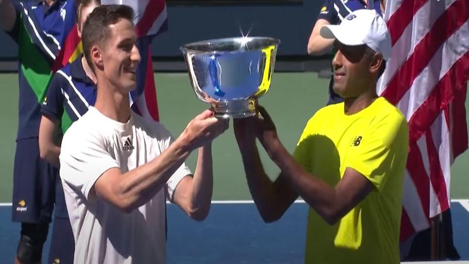 Joe Salisbury and Rajeev Ram win doubles title at the US Open, Novak Djokovic and Daniil Medvedev reach summit clash