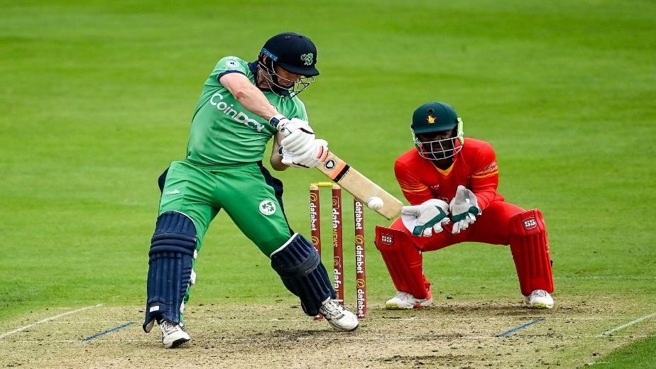 Ireland opener William Porterfield disappointed after rain out against Zimbabwe despite return to form