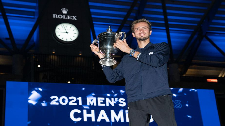 Daniil Medvedev's groundbreaking run at the US Open gives hope to the next generation of stars