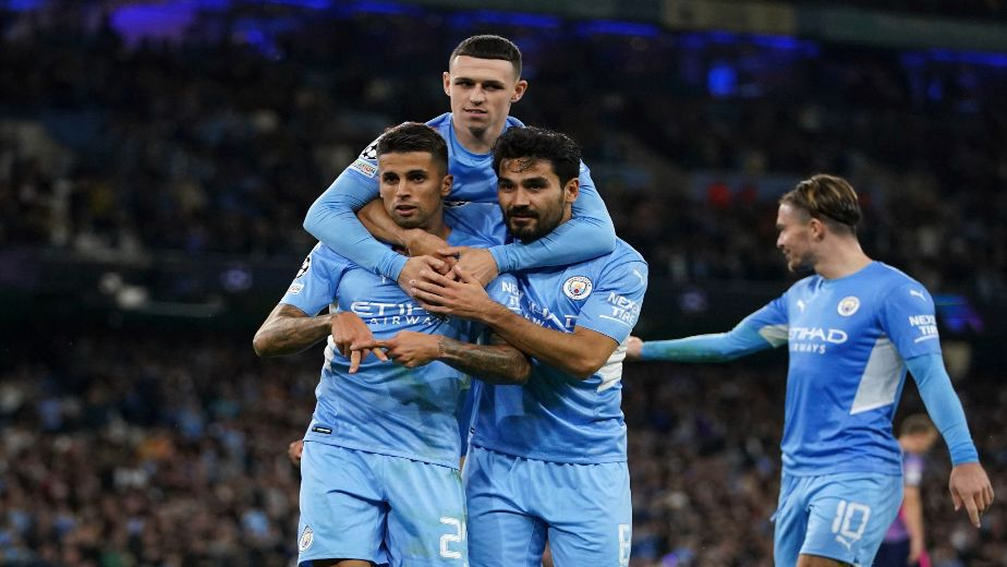 Premier League clubs excel on the second day of matchday one in the Champions League while PSG fail to defeat Club Brugge