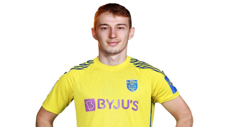 Croatian defender Marko Lešković joins Kerala Blasters FC
