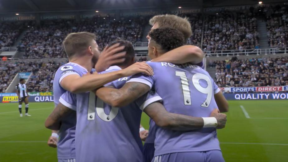 Allan Saint-Maximin earns Newcastle a point against Leeds as wait for Premier League win continues