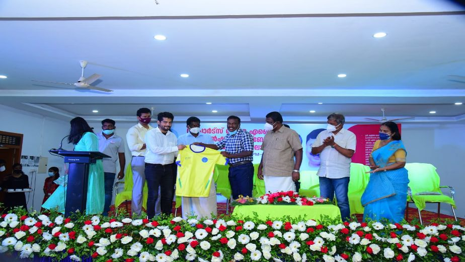 Indian Super League club Kerala Blasters FC teams up with Kerala Government for Sports Kerala Elite Residential Football Academy