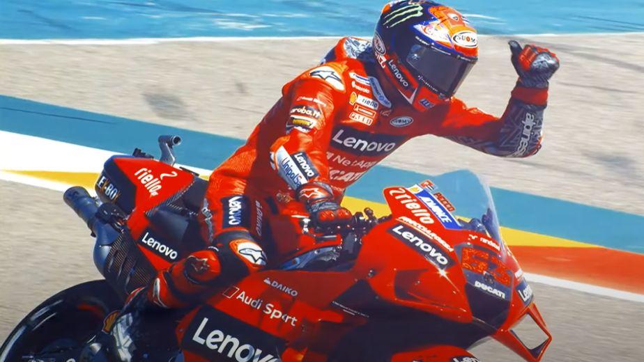 Ducati's Francesco Bagnaia wins San Marino GP after fending off Fabio Quartararo