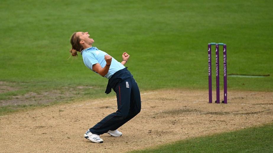England women defeat New Zealand by 13 runs in rain affected second Royal London International