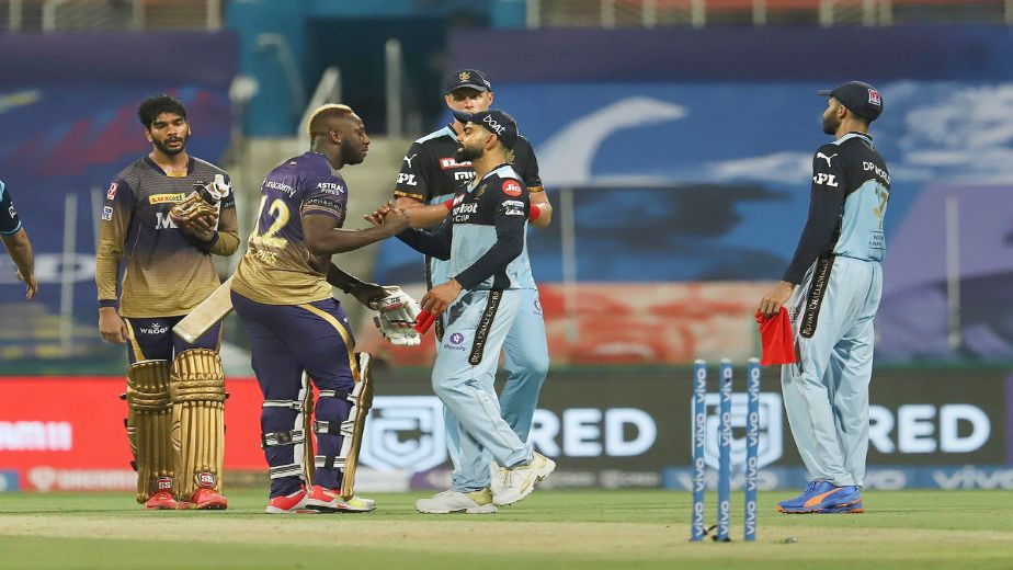 Kolkata Knight Riders outclass dull Royal Challengers Bangalore to win by 9 wickets