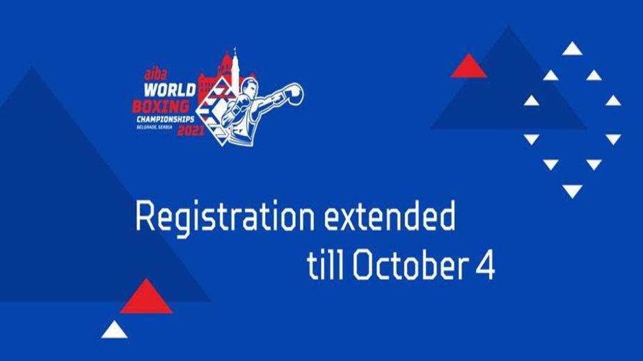 AIBA extends registration for Men's World Boxing Championships-2021 in Belgrade until October 4