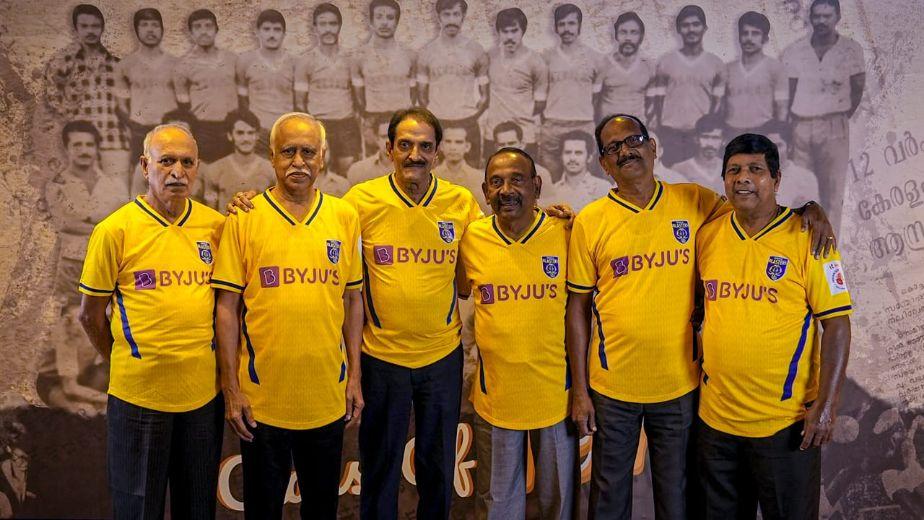 Kerala Blasters FC launch their home kit for 2021-22 Indian Super League season