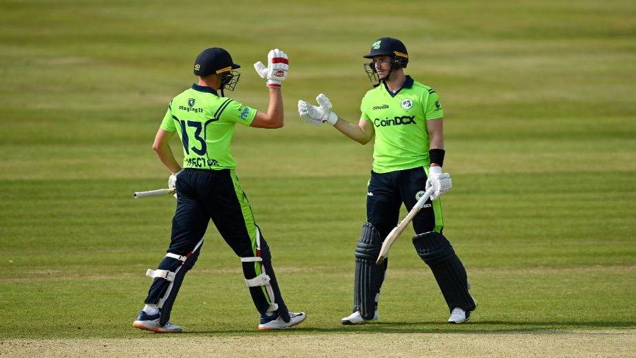 Ireland Men to play three T20I's against UAE ahead of the T20 World Cup