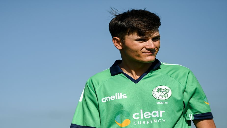 Ireland Under-19s  win over Jersey in the World Cup qualifiers as Jack Dickson stars in it