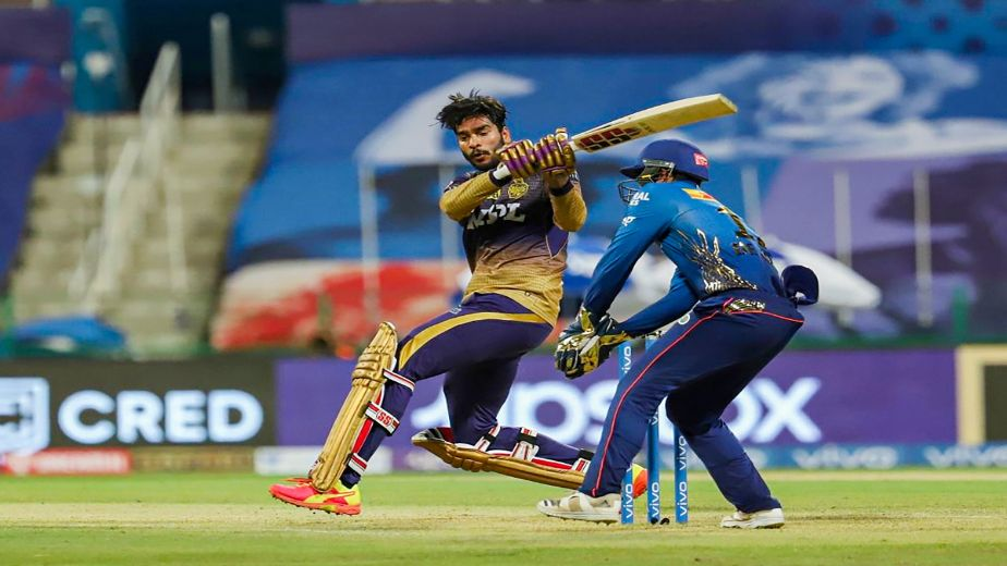 Kolkata Knight Riders defeat Mumbai Indians for the first time since 2019 to enter the top 4