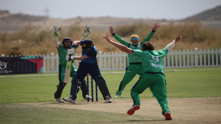 Ireland Under-19s qualify for the final with win over Scotland