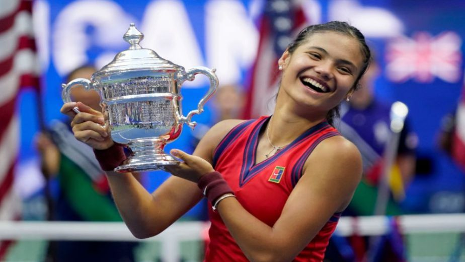 US Open champion Emma Raducanu splits from coach Andrew Richardson