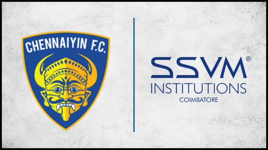 Chennaiyin FC continues partnership with SSVM Institutions for third year in a row