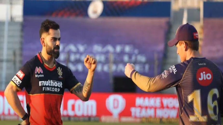 IPL: Kolkata Knight Riders take on Royal Challengers Bangalore in the eliminator