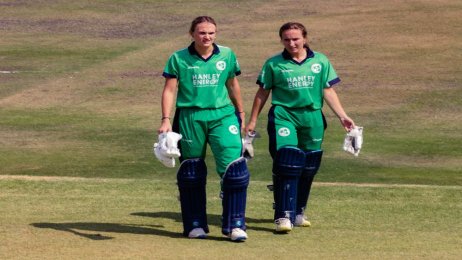Gaby Lewis and Leah Paul reflect on their impressive opening stands in Zimbabwe