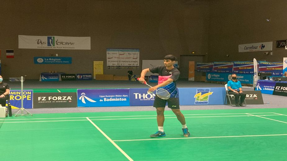 Mental health is a top priority as it helps me perform at a higher level - Indian shuttler Saneeth Dayanand