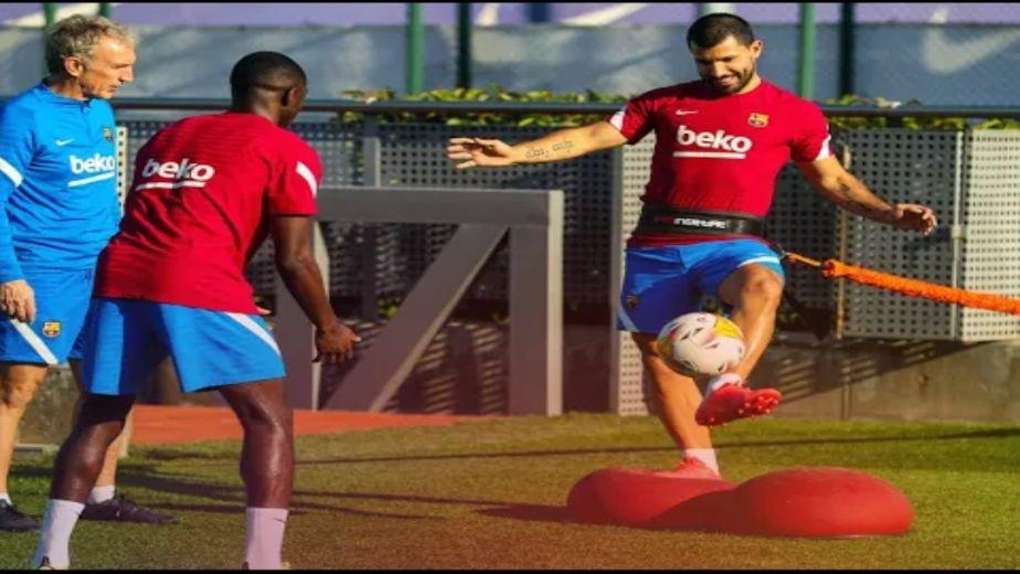 Can Sergio Aguero and Ousmane Dembélé's return turn Barcelona's season around?