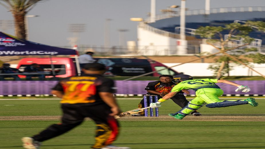 Ireland eases past Papua New Guinea in T20 World Cup warm-up