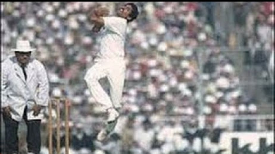 On this day in 1978 Kapil Dev made his Test debut against Pakistan