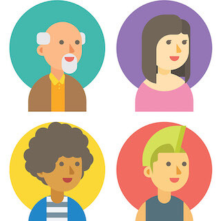 Design customer and employee personas