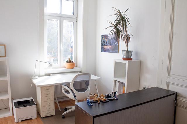 Bürozimmer / Co-Office / Zimmer / Arbeitsplatz - 1060 Wien
