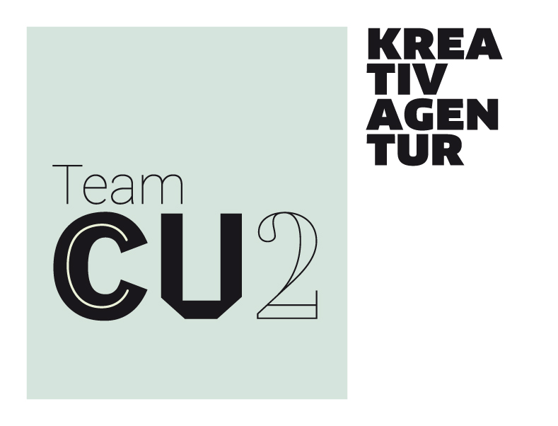 TEAM CU2 & DU! Kreativ Agentur bietet Open Co-Working-Space & Kooperation