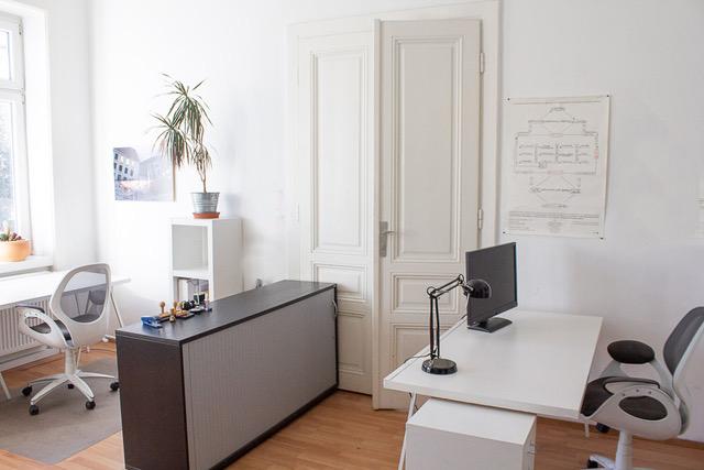 Bürozimmer / Co-Office / Arbeitsplätze - 1060 Wien
