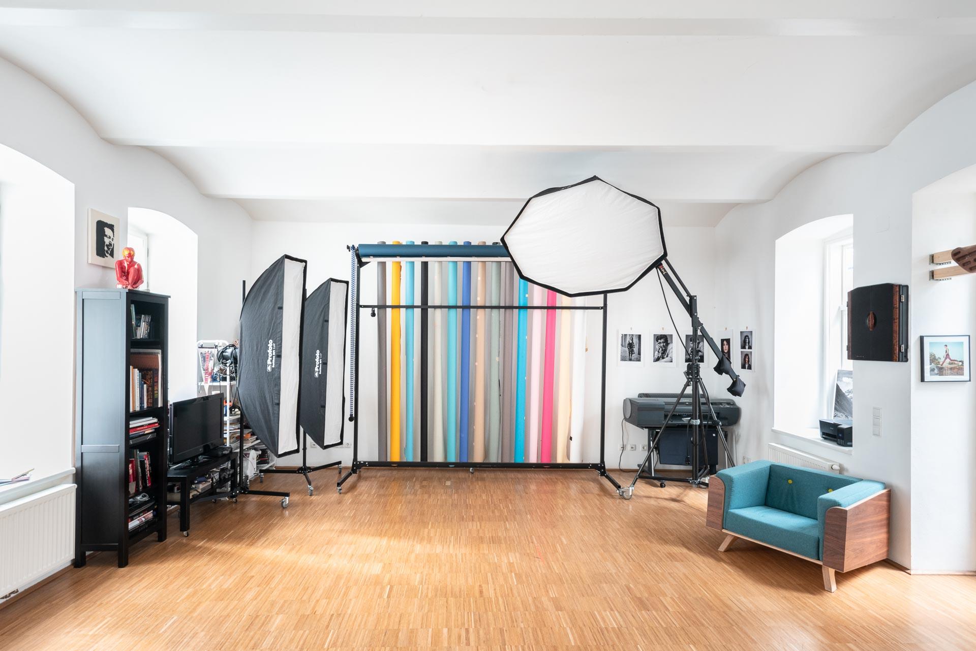 Top Mietstudio | Fotostudio | Atelier mit Wohnzimmerflair im 7. Bezirk!