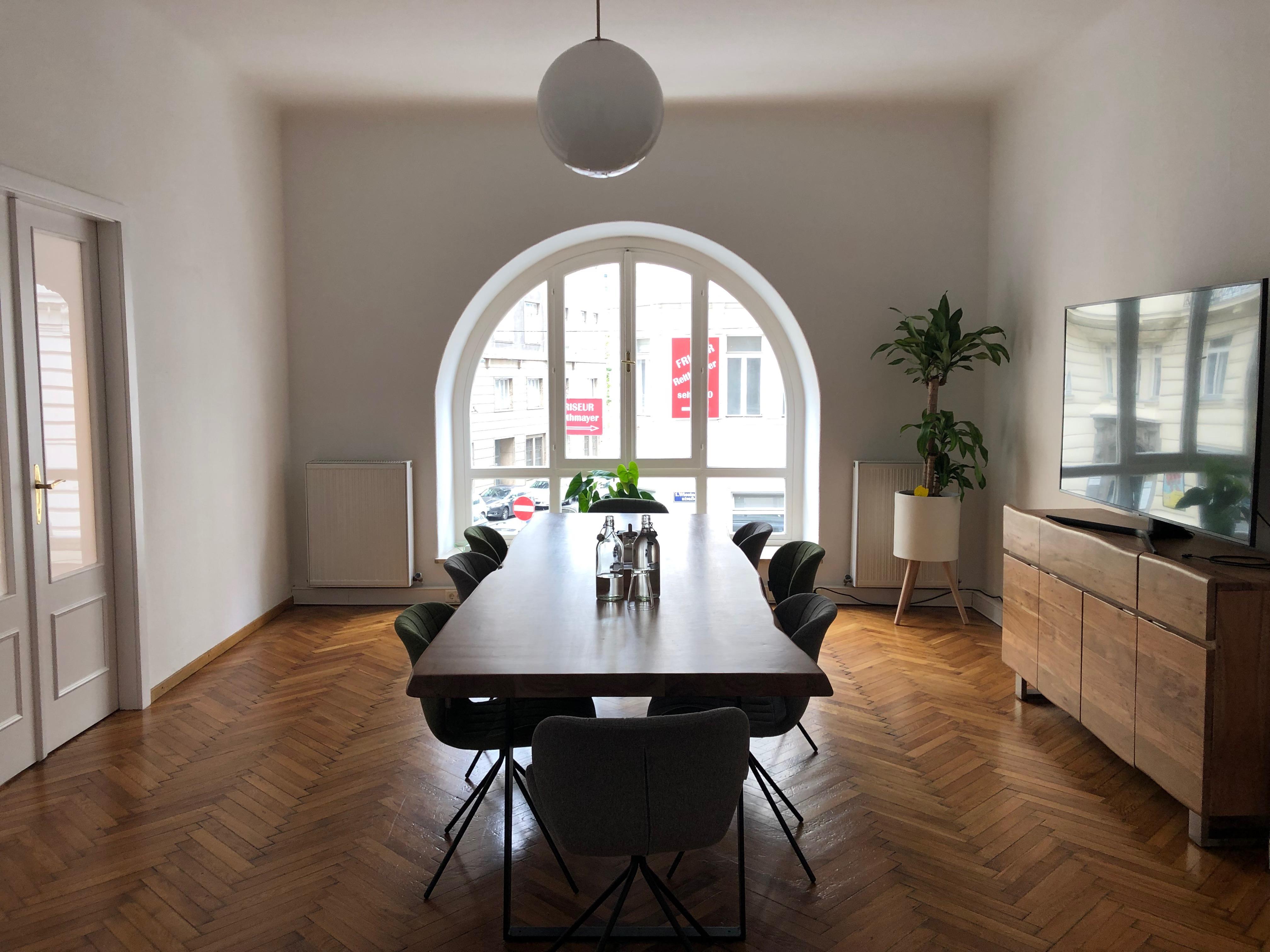 Kreatives Shared Office in 1010 Wien