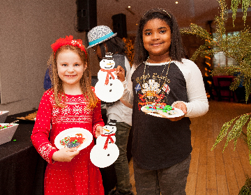 Stanton LLP Kicks Off Christmas with a Family-Friendly Party