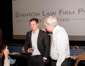 Stanton LLP Hosts Private Screening of Robert Duvall, Robert Downey, Jr., film, The Judge