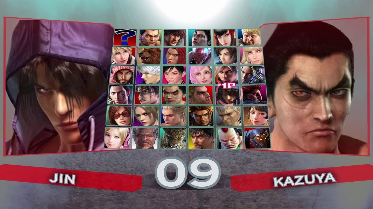 Tekken-4-All-Characters-5stepdownload