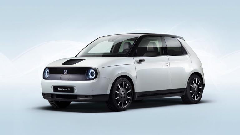 Honda Electric Vehicle