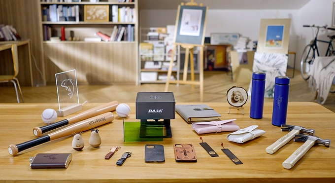 DJ6 - An Affordable Laser Engraver For A Creative Life