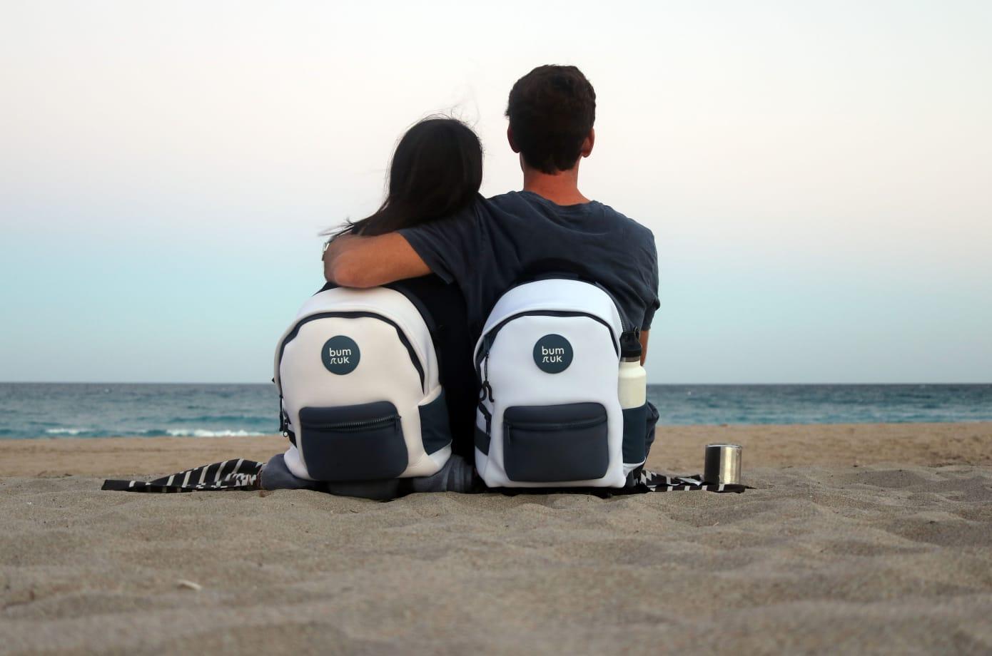 Bumruk: World's First Lightweight Backpack Chair 🎒 🪑 🏖