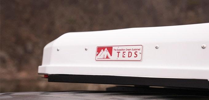 TEDPoP: World's First Pop-Up Dual Expandable Rooftop Tent (H
