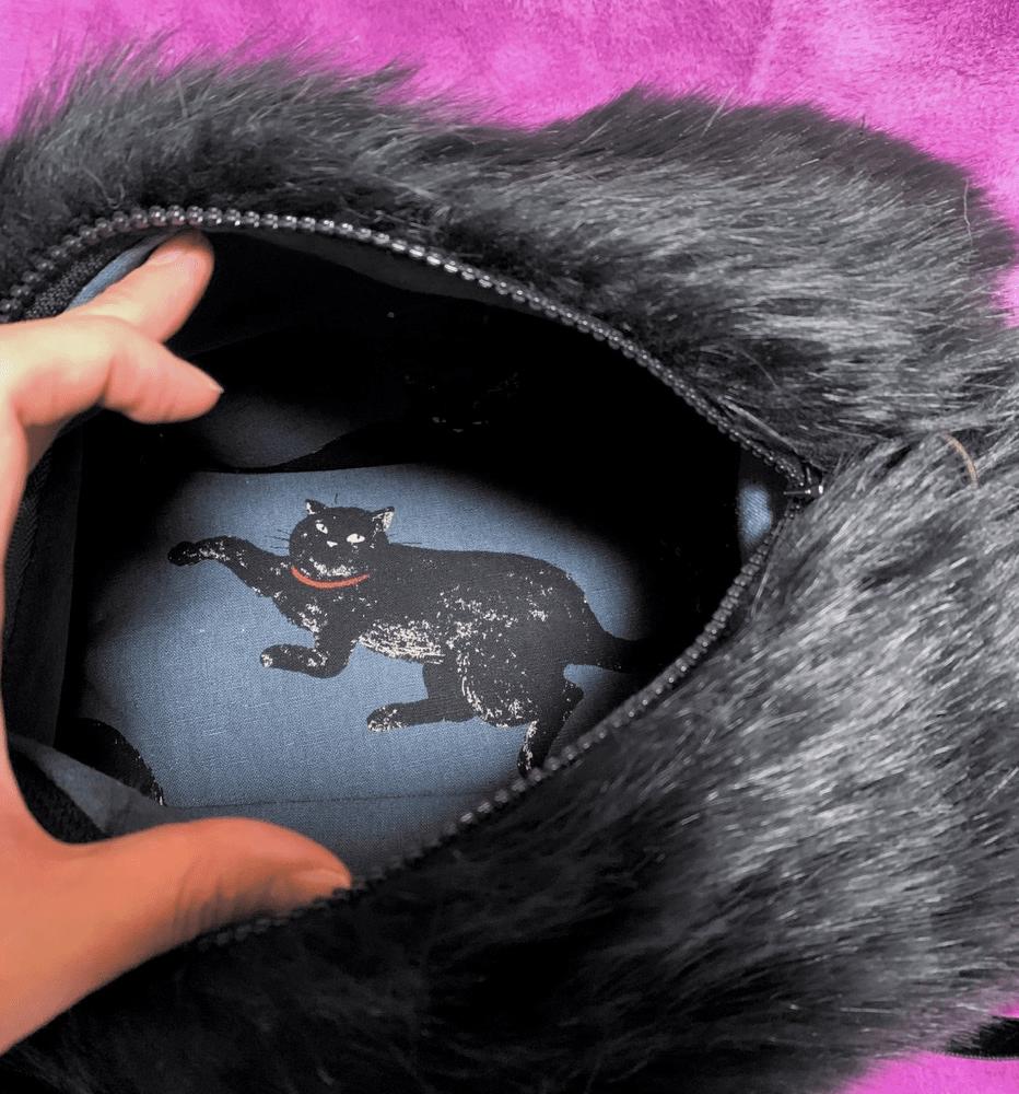 Realistic Cat Bag