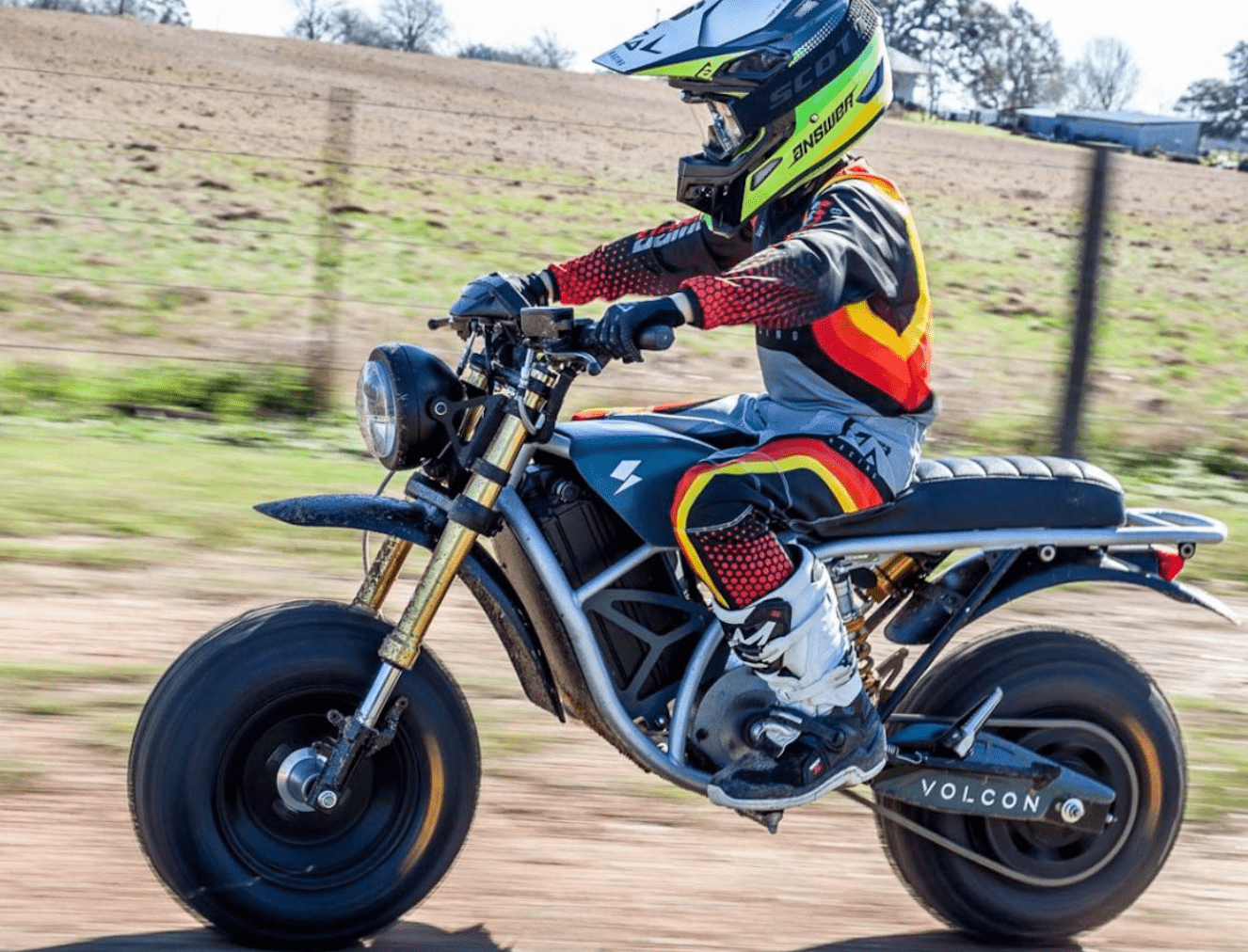 Volcon Runt (Electric Trail Motorcycle)