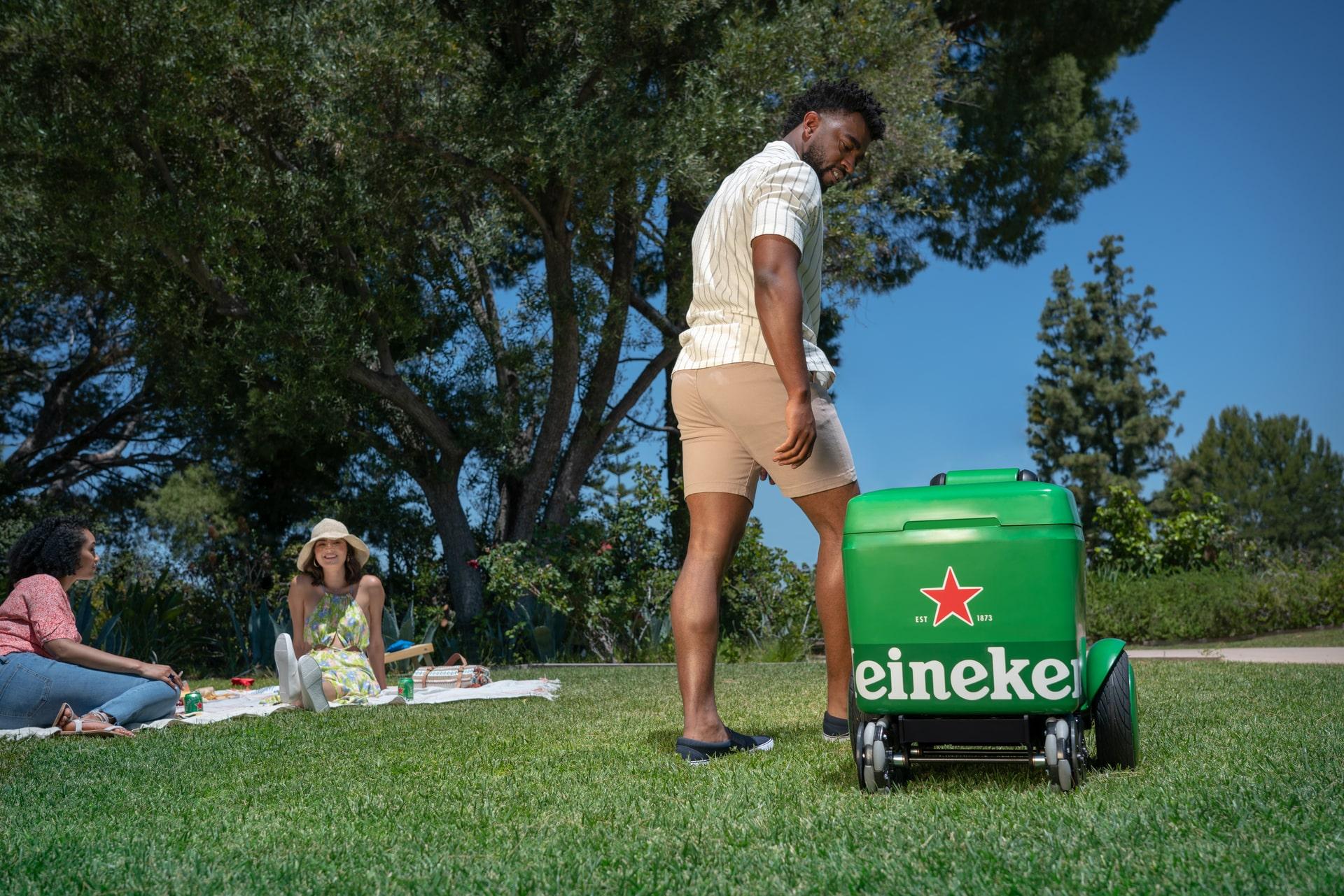 Meet Heineken B.O.T.