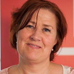 bild på medarbetare Helena Ekwall