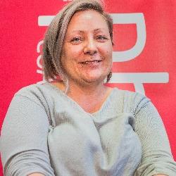 bild på medarbetare Pernilla Enberg