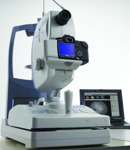 Canon CX-1-Mydriatic